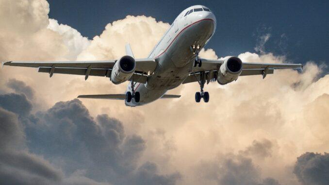 Flyvemaskine rejse