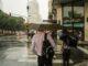 Regnvejr i udlandet på rejse